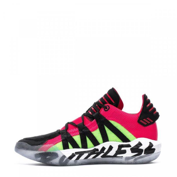 Adidas Dame 6 több színű kosárlabdacipő