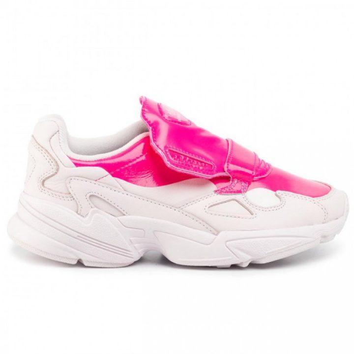 Adidas Falcom RX W rózsaszín utcai cipő