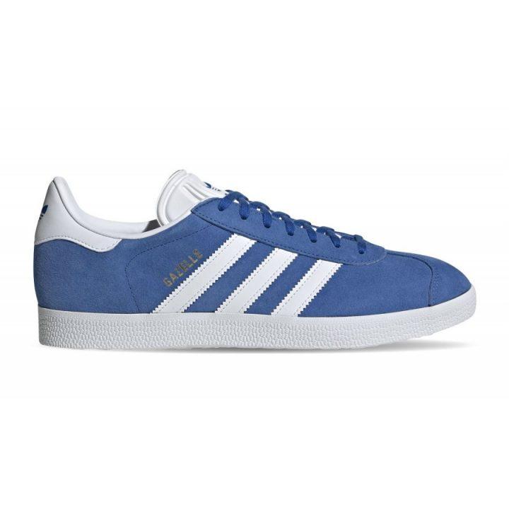 Adidas Gazelle kék férfi teremcipő