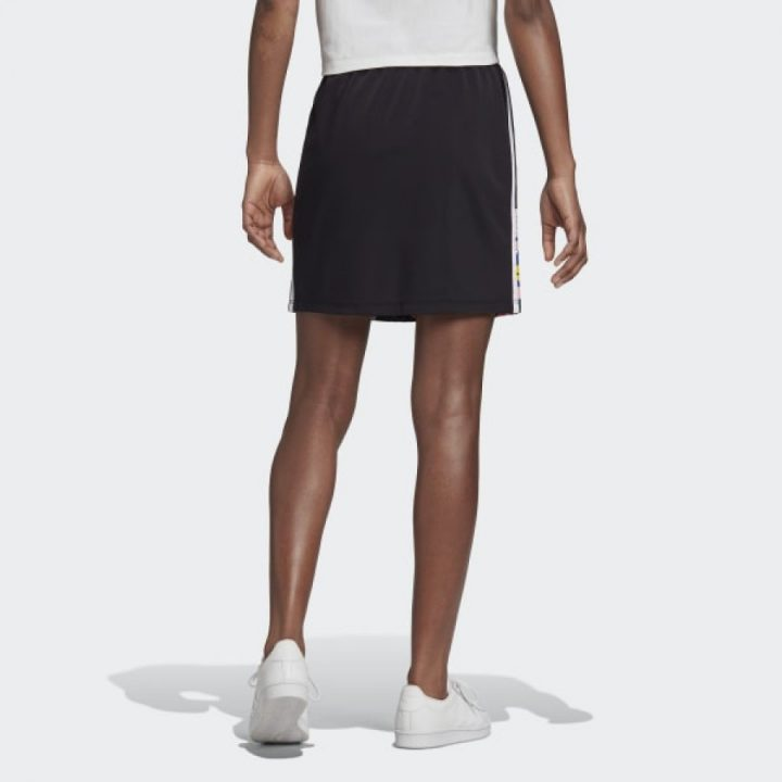 Adidas HER Studio London fekete női szoknya