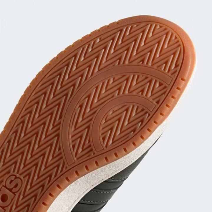 Adidas Hoops 2.0 MID szürke férfi utcai cipő