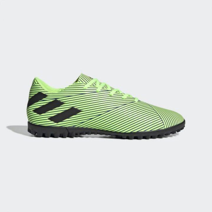 Adidas Nemeziz 19.4 TF zöld férfi focicipő