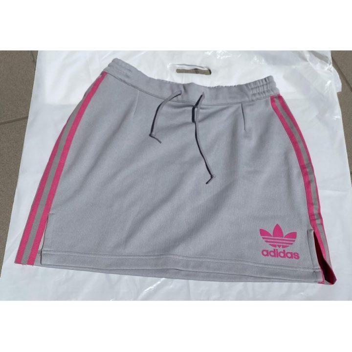 Adidas Originals szürke női szoknya