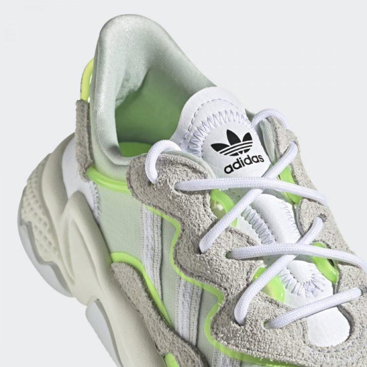 Adidas Ozweego J zöld utcai cipő