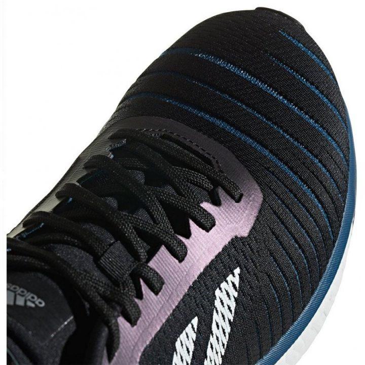 Adidas Solar Drive fekete futócipő