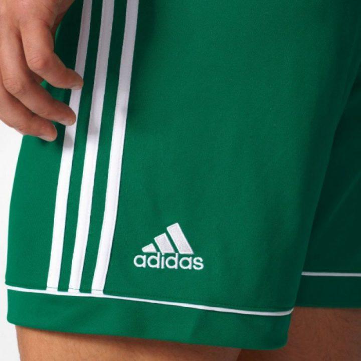 Adidas Squadra 17 zöld férfi rövidnadrág