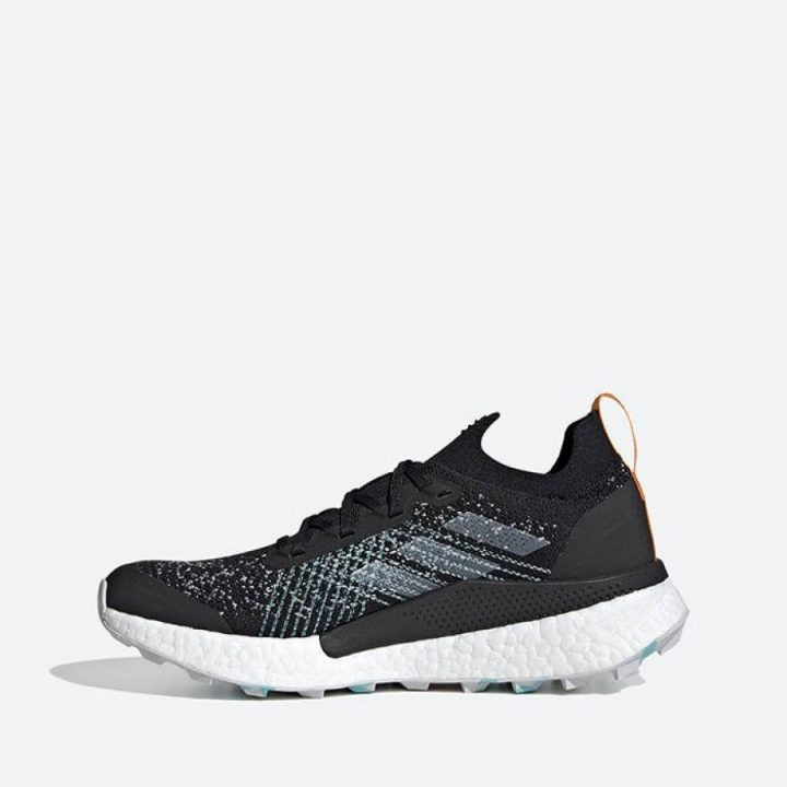 Adidas Terrex TWO Ultra Parley W fekete túracipő