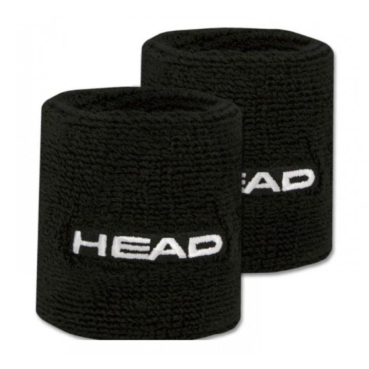 Head 2 db fekete csuklószorító