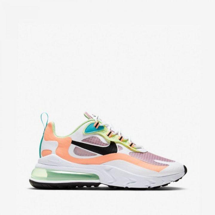 Nike Air Max 270 React több színű utcai cipő