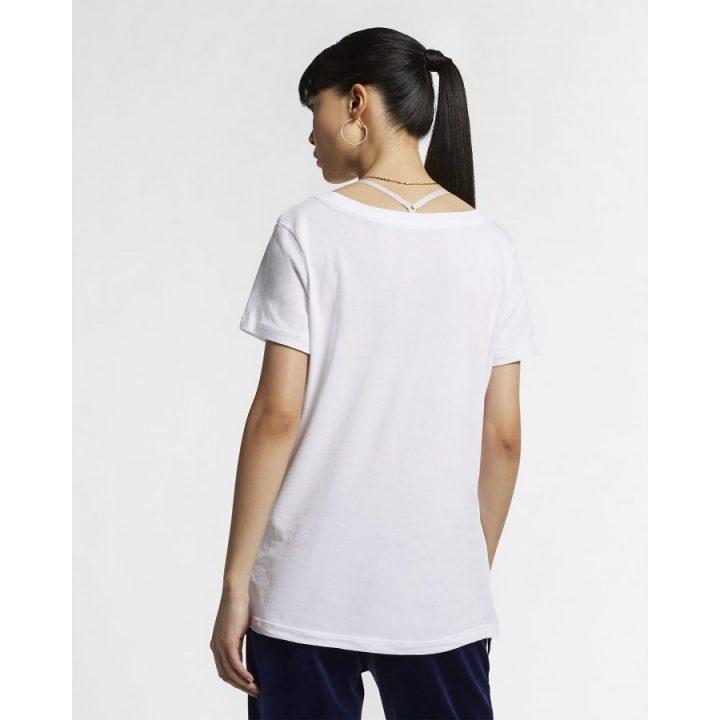 Nike Barcelona fehér női póló