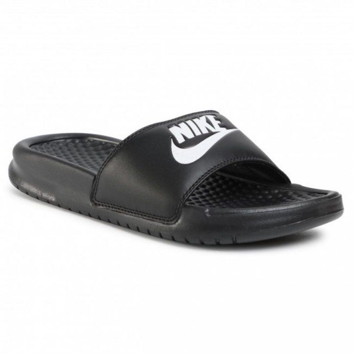 Nike Benassi Just Do It fekete papucs