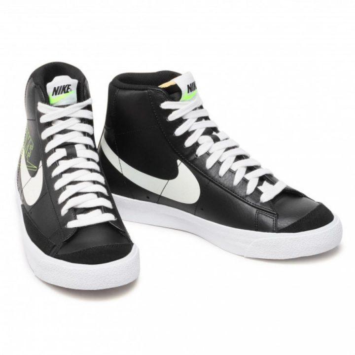 Nike Blazer MID '77 fekete férfi utcai cipő