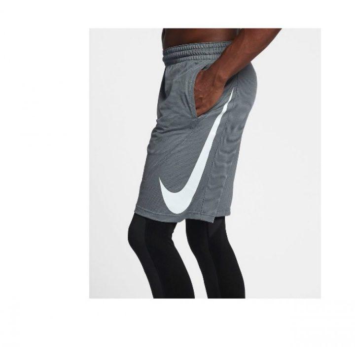 Nike Dry 4.0 HBR szürke férfi rövidnadrág
