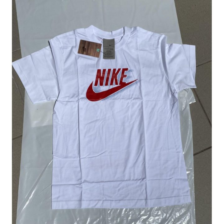 Nike fehér póló