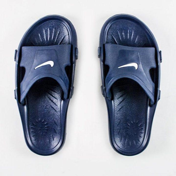 Nike Getasandal kék papucs