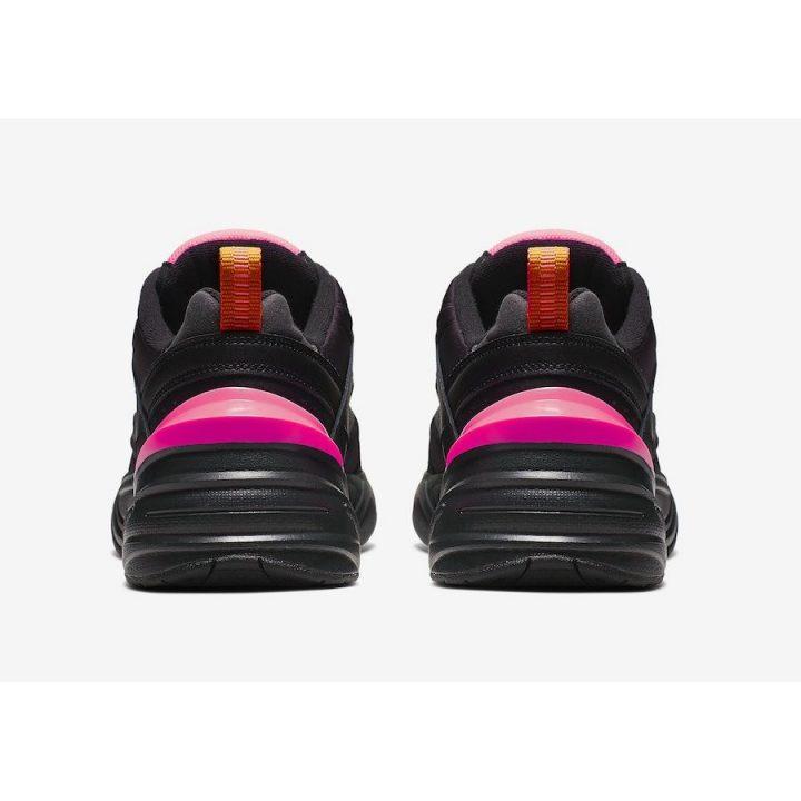 Nike M2K Tekno fekete férfi utcai cipő