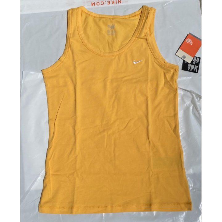 Nike narancs női trikó