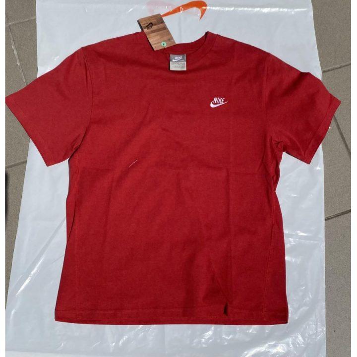 Nike piros póló