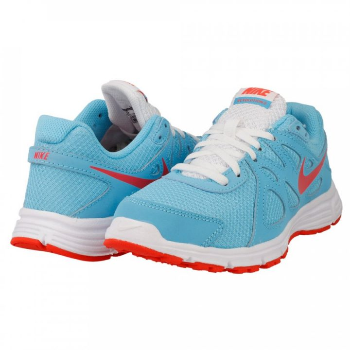 Nike Revolution 2 kék lány futócipő