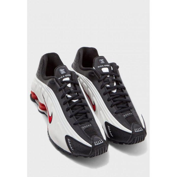 Nike Shox R4 fehér férfi utcai cipő