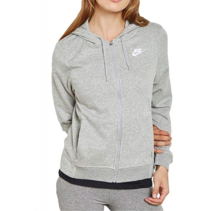 Nike szürke női pulóver