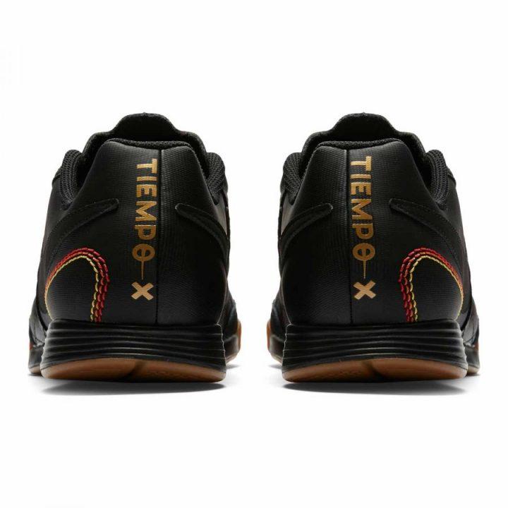 Nike Tiempo Ligera IV IC fekete férfi teremcipő