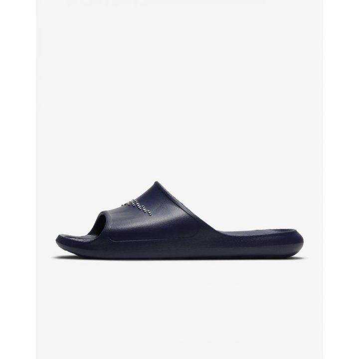 Nike Victori One kék férfi papucs