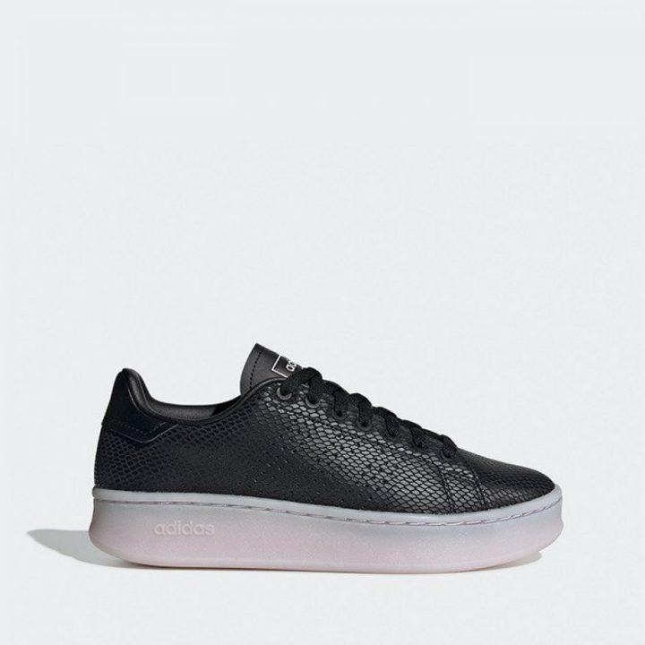 Adidas Advantage Bold fekete utcai cipő