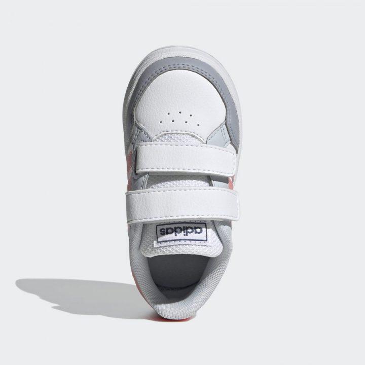Adidas Breaknet fehér lány utcai cipő