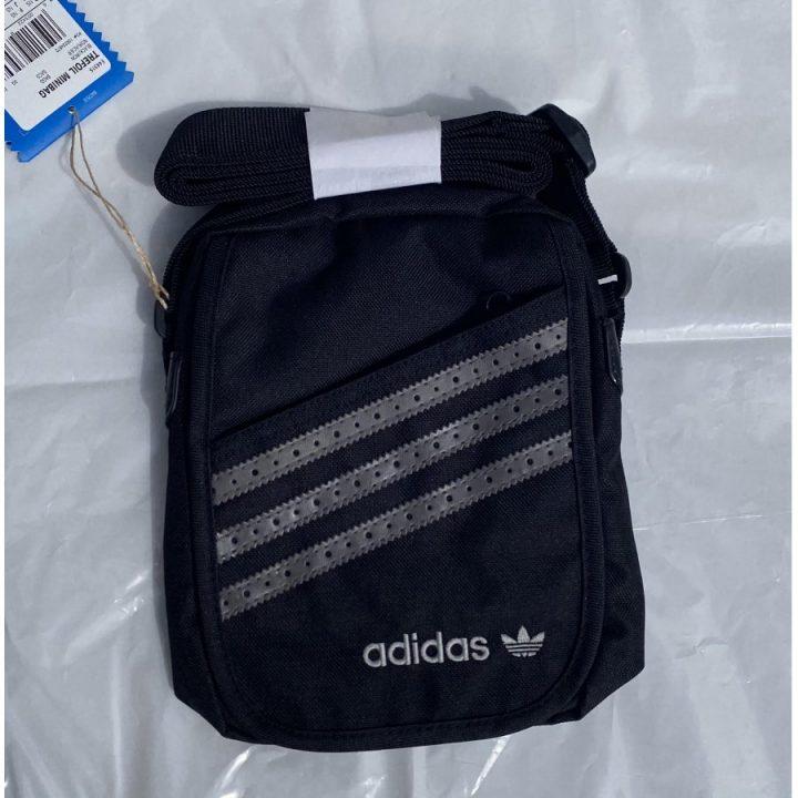 Adidas fekete oldaltáska