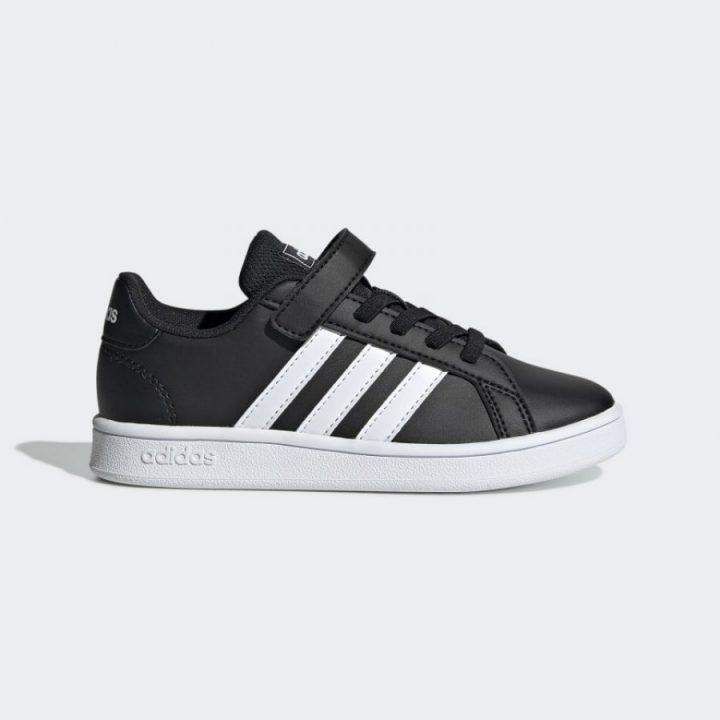 Adidas GRAND COURT fekete férfi utcai cipő
