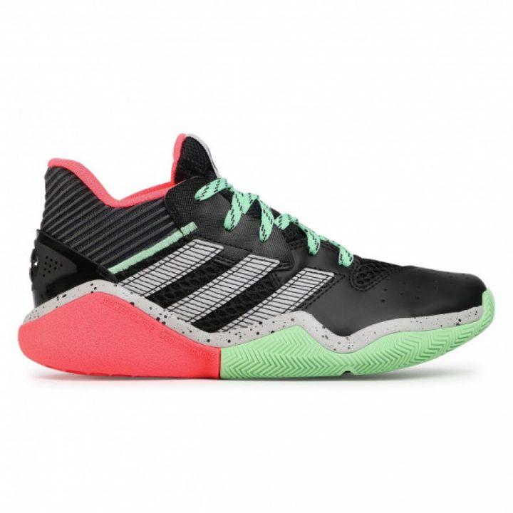 Adidas Harden Stepback fekete kosárlabdacipő