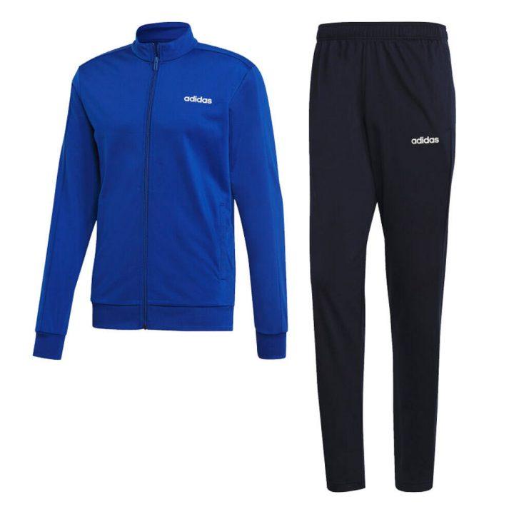 Adidas MTS Basic több színű férfi melegítő együttes