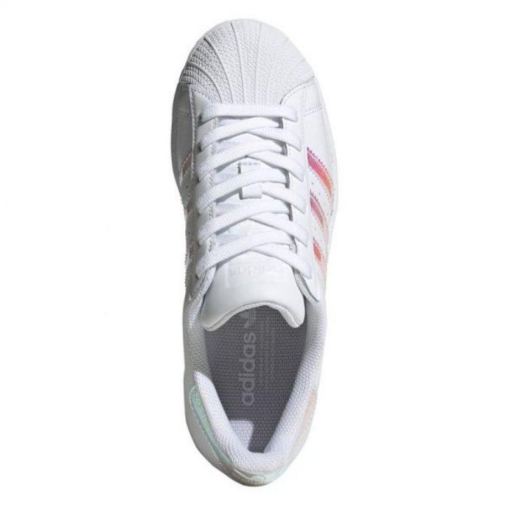 Adidas Superstar J fehér utcai cipő