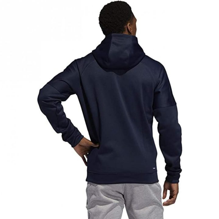 Adidas Team Issue kék férfi papucs