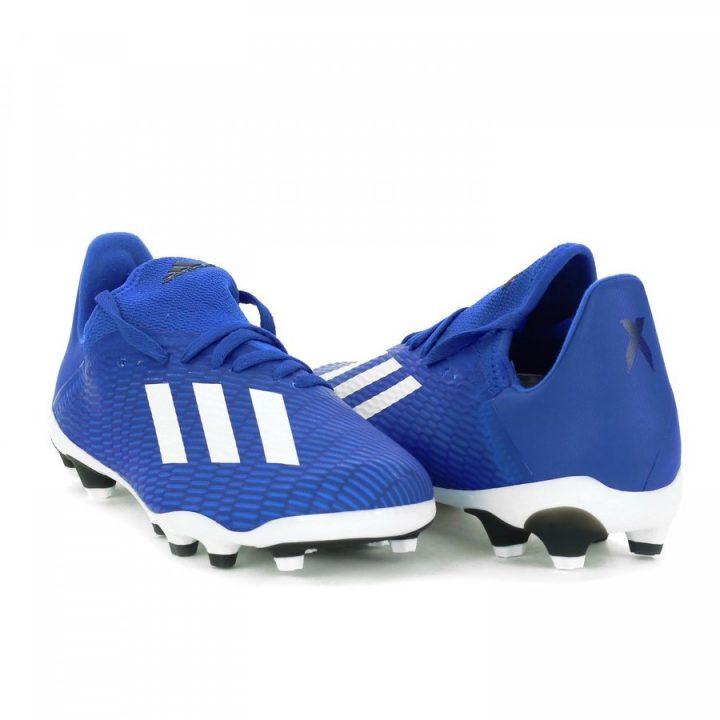 Adidas X 19.3 kék fiú focicipő