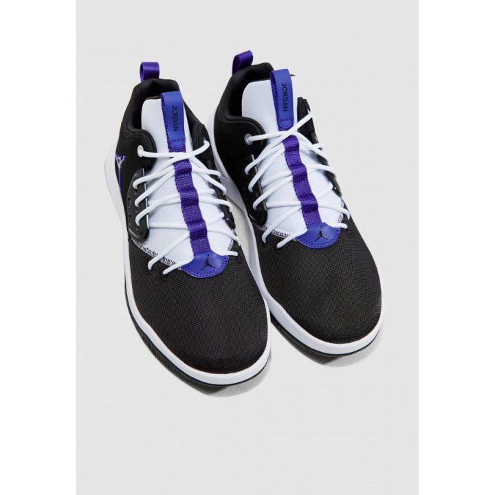 Jordan DNA fekete utcai cipő