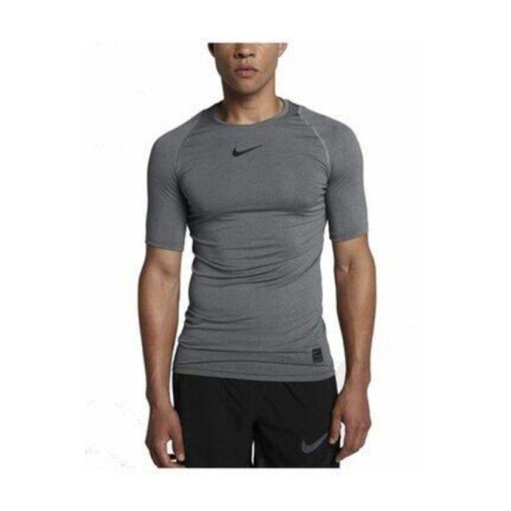 Nike Dri-fit szürke férfi aláöltözet