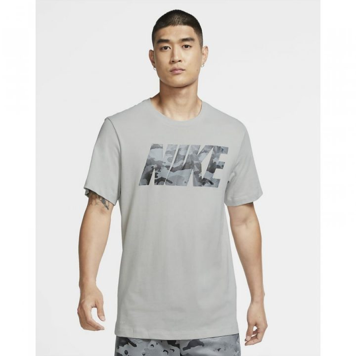 Nike Dry szürke férfi póló