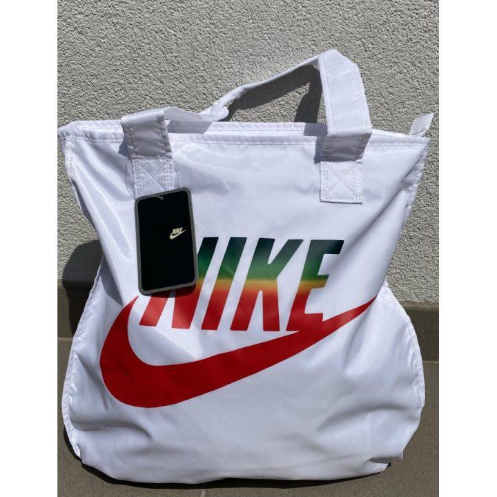 Nike fehér oldaltáska