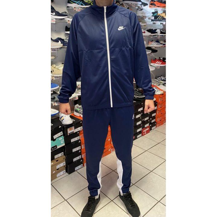 Nike kék férfi melegítő együttes