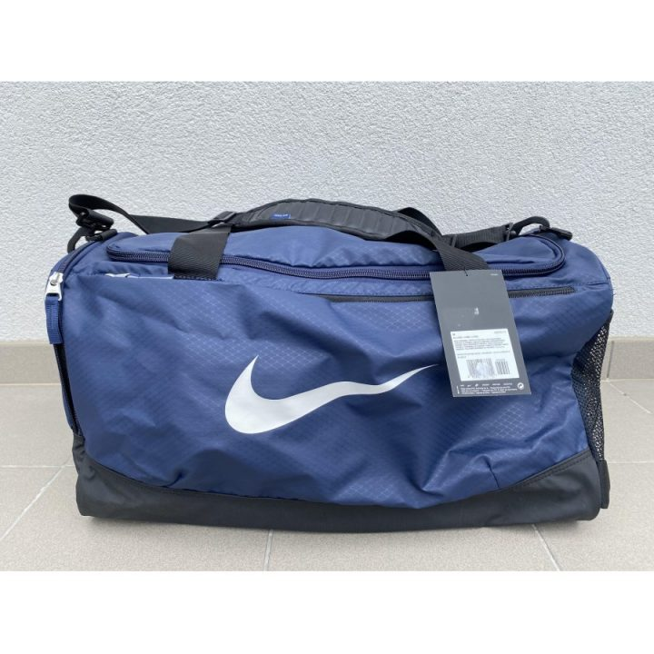 Nike kék sporttáska