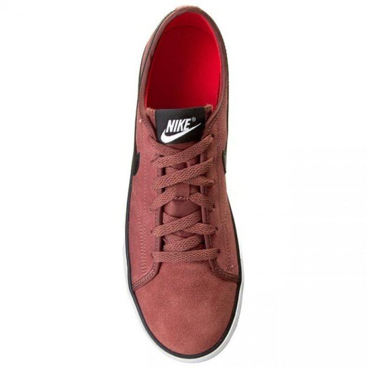 Nike Primo Court Leather bordó férfi utcai cipő