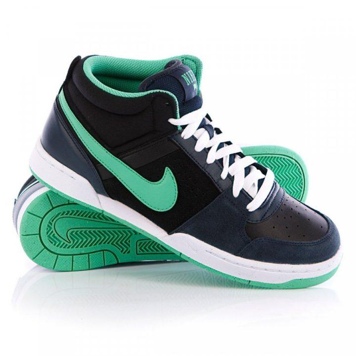 Nike Renzo 2 MID kék férfi utcai cipő