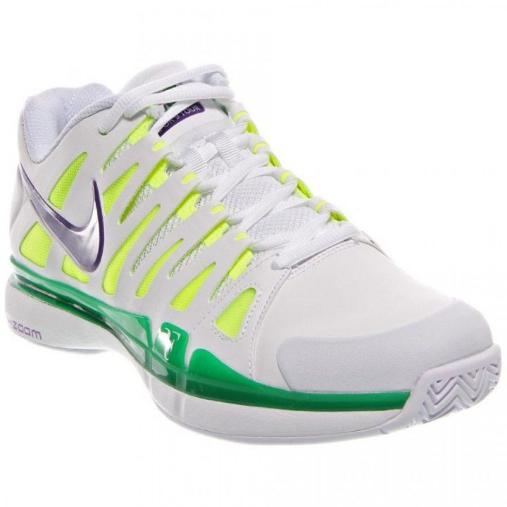 Nike Roger Federer x Zoom Vapor 9 Tour SL fehér férfi teniszcipő