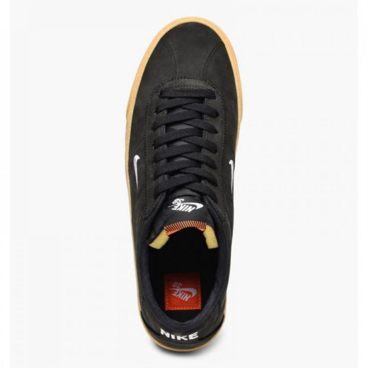 Nike SB Zoom Bruin ISO fekete férfi utcai cipő