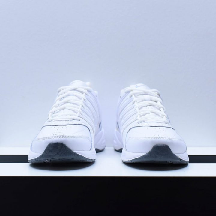 Nike T-lite 9 Leather fehér férfi utcai cipő