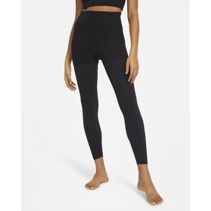Nike Yoga Luxe fekete női tréningruha