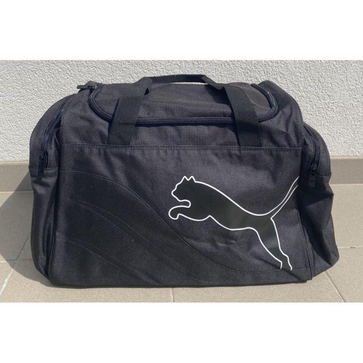 Puma fekete sporttáska