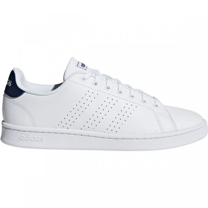Adidas Advantage fehér utcai cipő